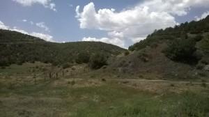 Ludlow mine territory
