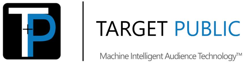 Target Public Marketing logo