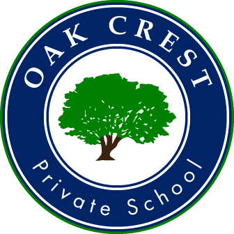 Oak Crest Private School custom logo