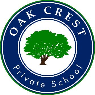 Oak Crest Private School custom logo