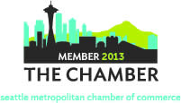 Seattle Chamber of Commerce Member, Target Public Marketing